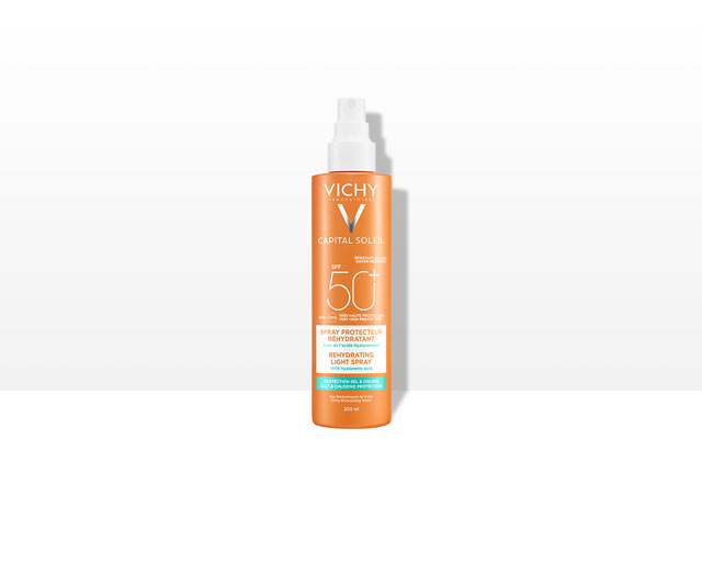Beach Protect - Anti-dehydration -aurinkosuojasuihke SPF 50+