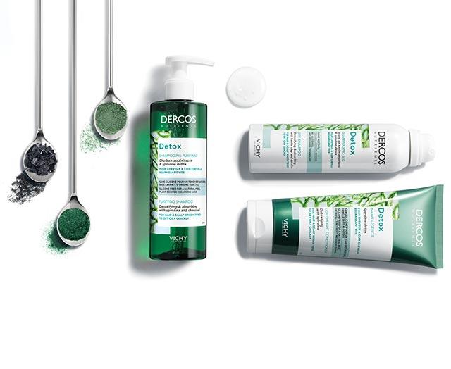 Detox -shampoo