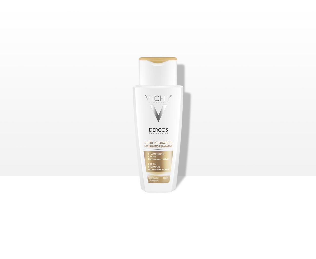 NOURISHING REPARATIVE CREAM -SHAMPOO