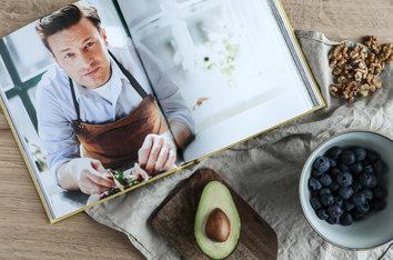 Jamie Oliver - jokapäiväistä superruokaa