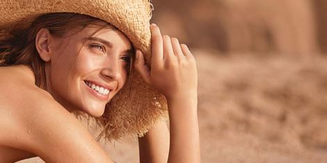 Onko ihosi suojattuna rannalla?